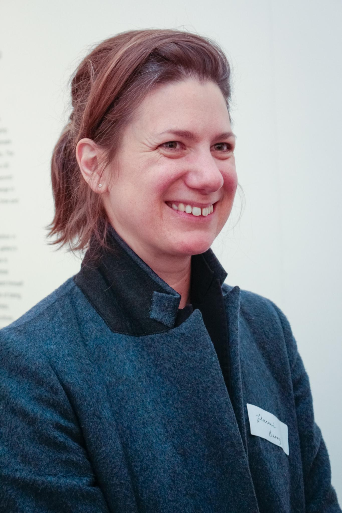 Hannah Barry