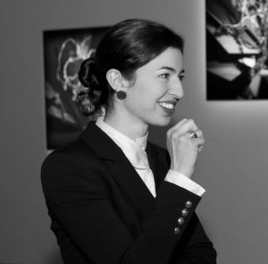 Mila Askarova  Founder, Gazelli Art House
