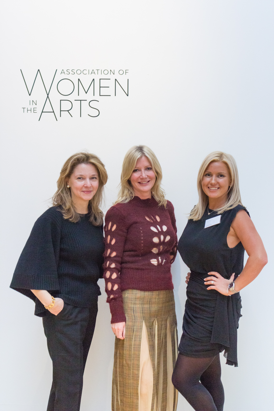 Kate Gordon, Sigrid Kirk and Katrina Aleksa
