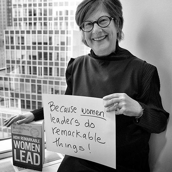 Author Joanna Barsh.