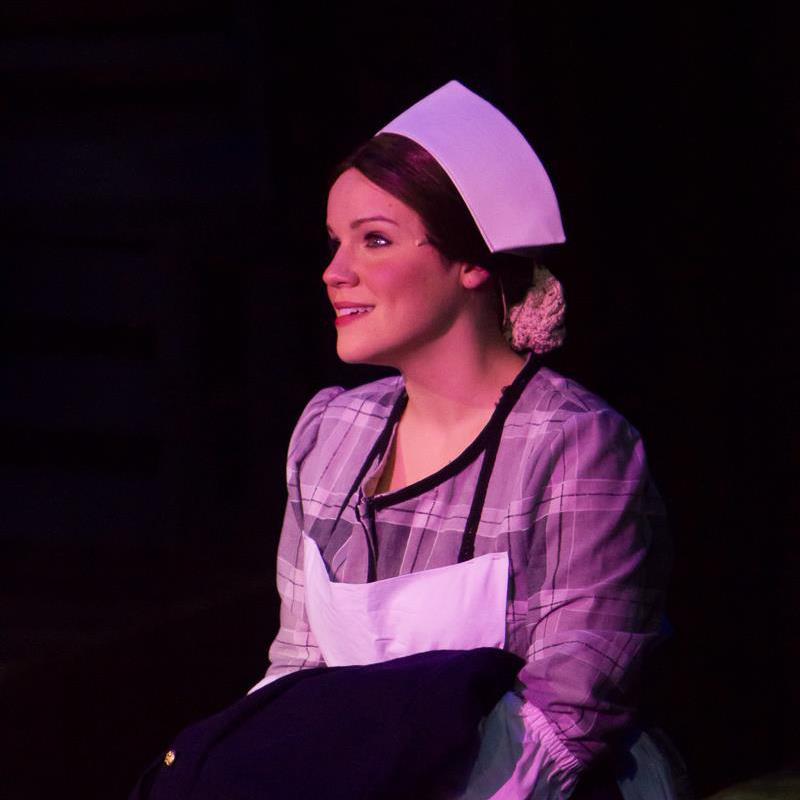 Violet Edmunds, Civil War
