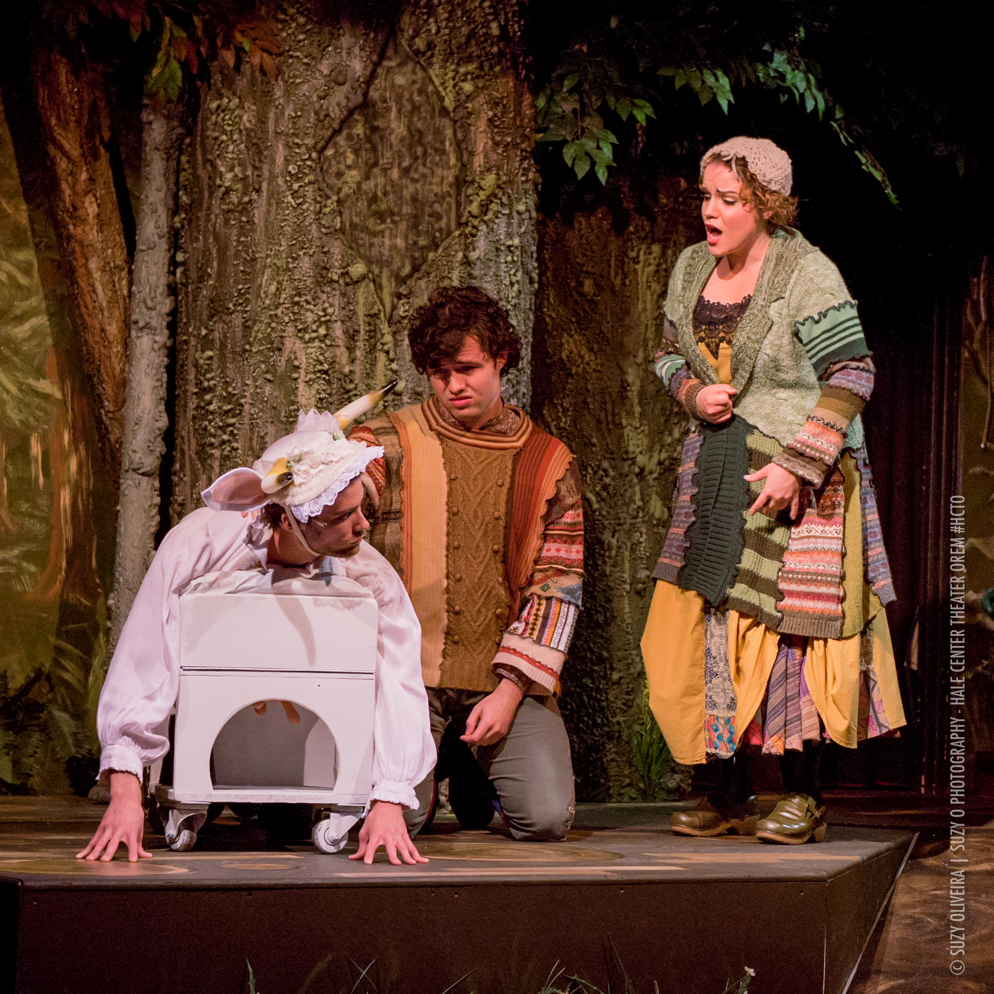 Jack's Mother, Into the Woods