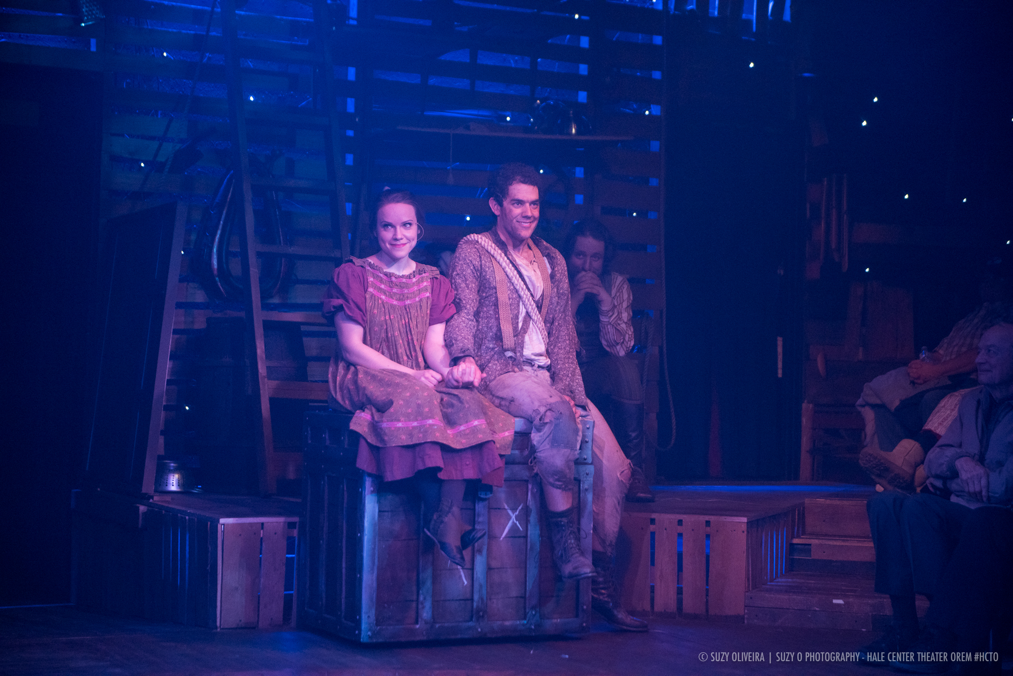 Molly Aster, Peter & the Starcatcher