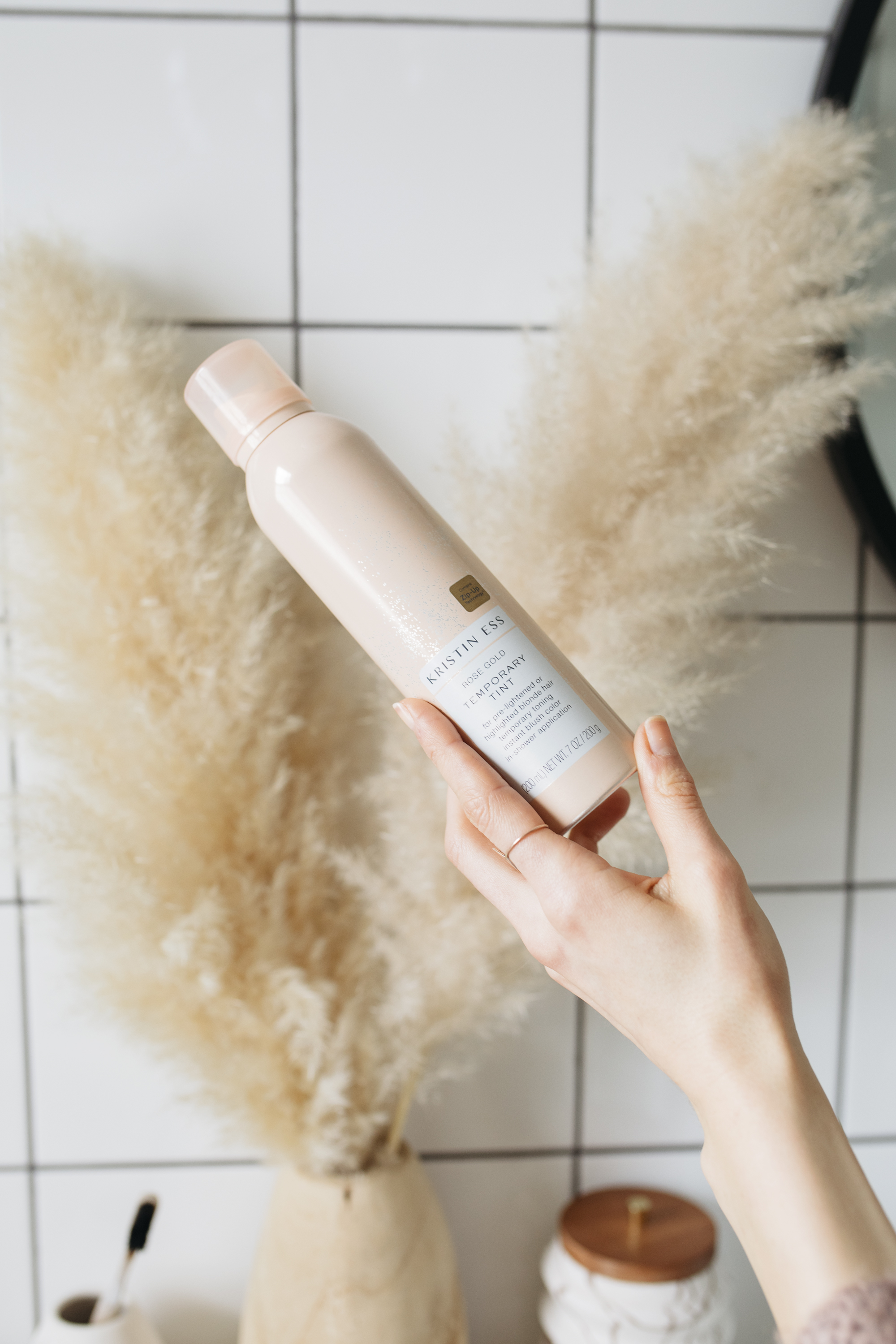 It might be time to try out something new. For me that is rose gold hair. Read on to hear about my hair adventure and recommended hair products