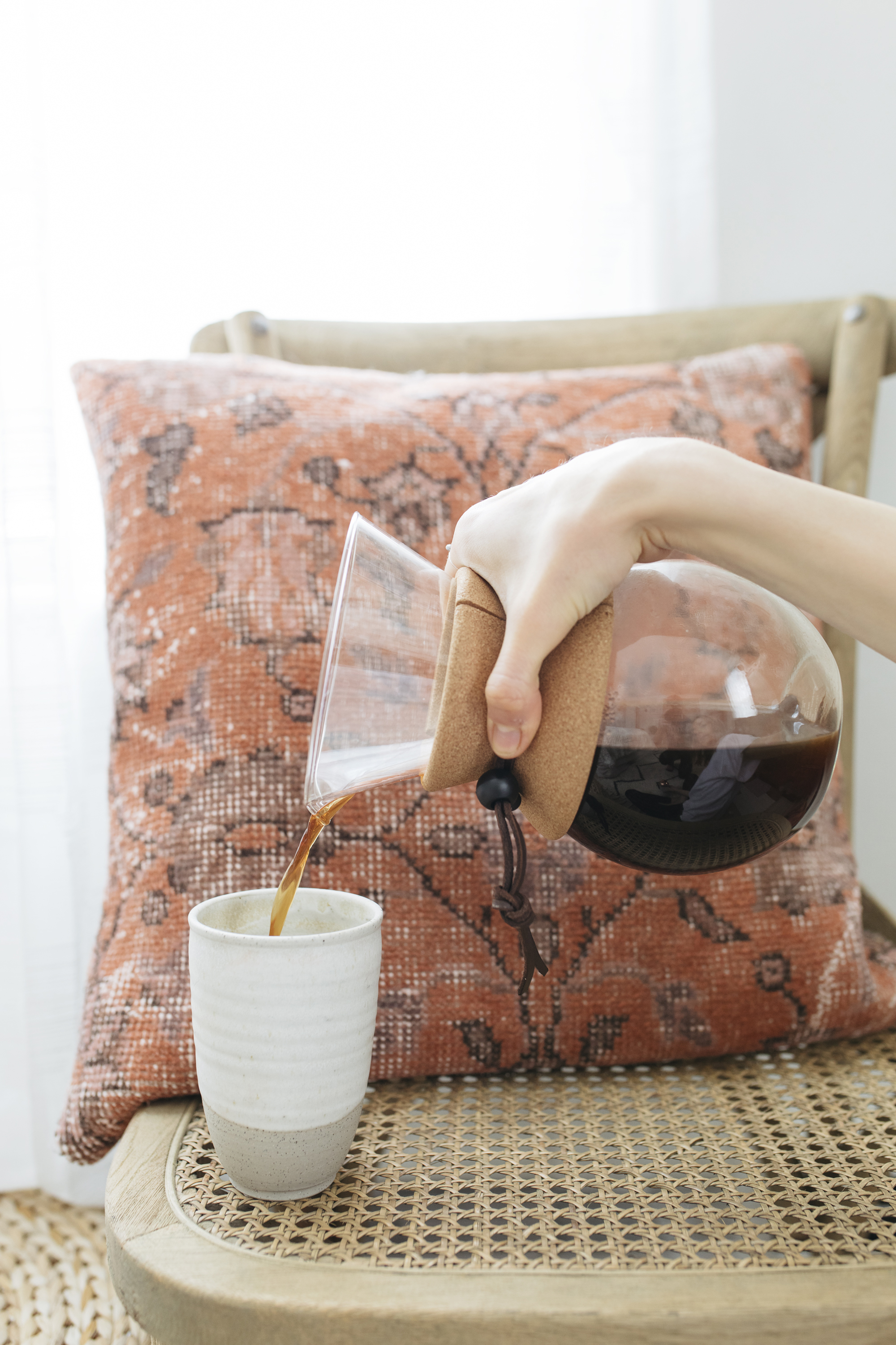 How can you get ready without some morning coffee? I love having coffee to wake my up and it has become part of my morning routine