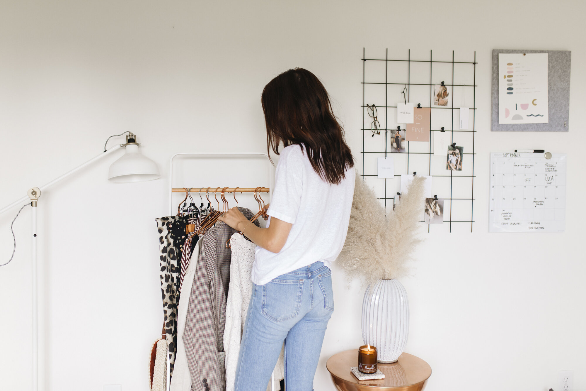Fall is here and I am so excited to transition my wardrobe using my summer clothing and warmer outerwear. Read on for fall styling tips from creative lifestyle and fashion travel blogger emily r hess, the founder of luca creative co