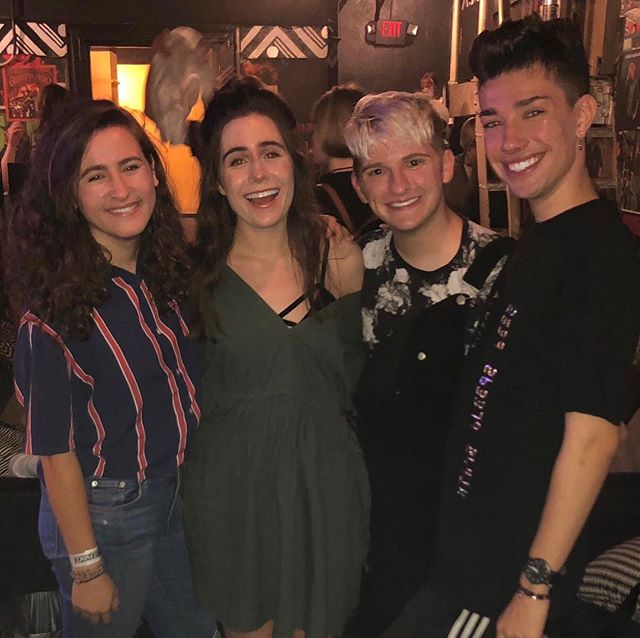 i love coming to LA because i get to see some fun friends 💞 (p.s. i saw dodie perform live for the first time and it was seriously so so so inspiring! I would definitely recommend seeing her on tour!!!)