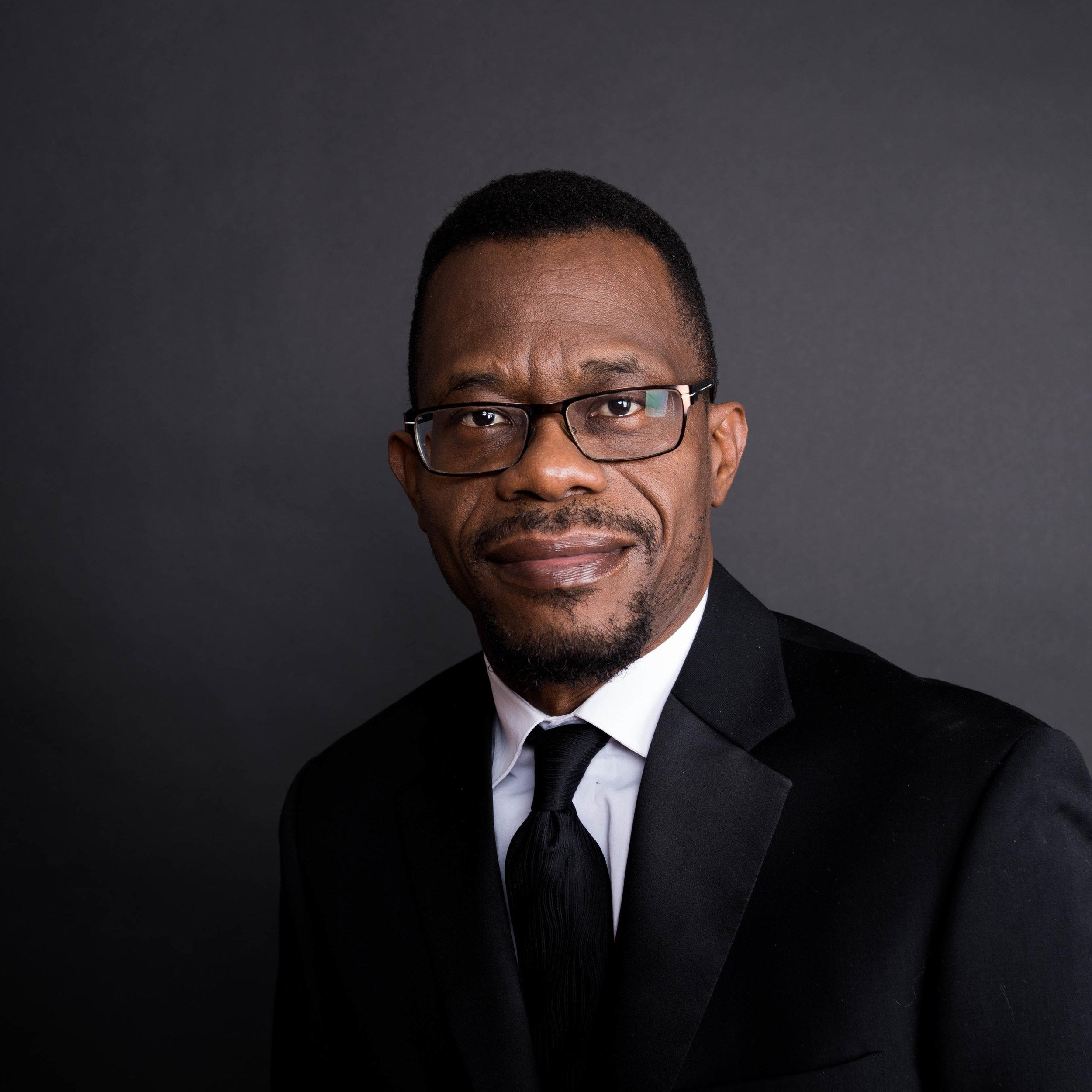 Basil Straker, Senior Pastor