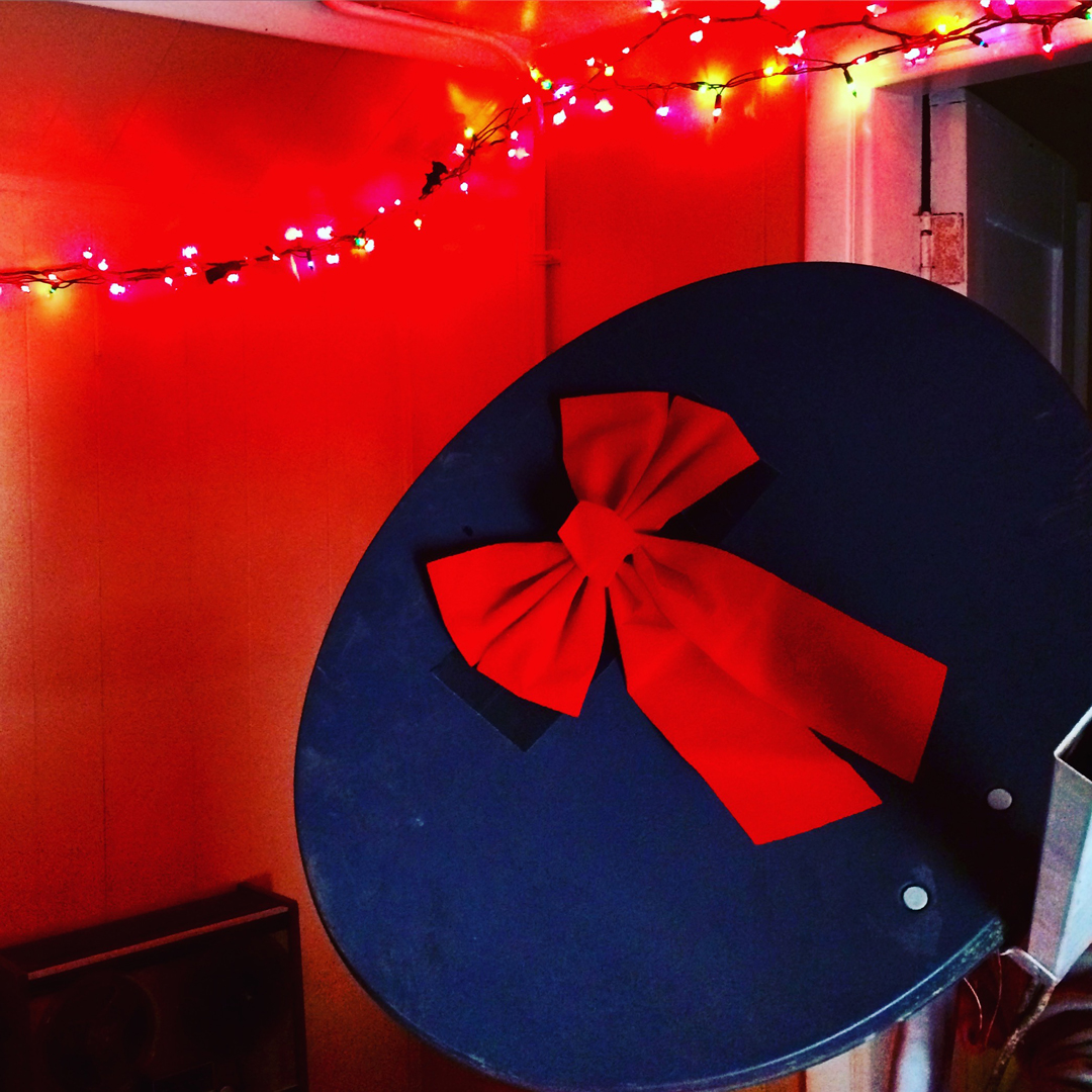 Set dressing & props - Bad guy train car   Killer Raccoons! 2! Dark Christmas in the Dark!