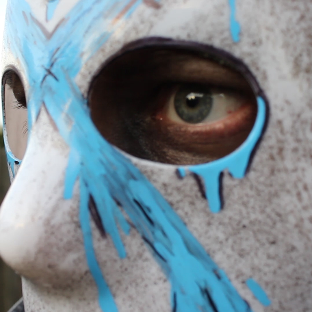 Hooksee's mask