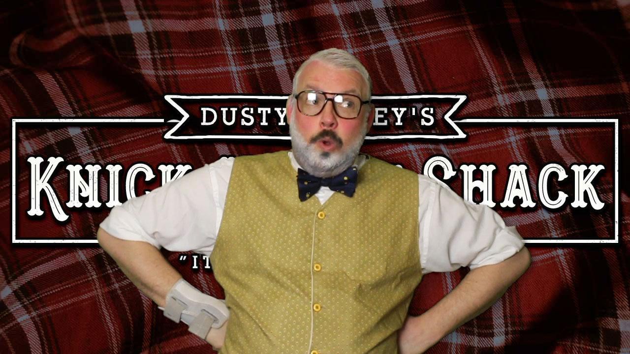 (Dusty Dewey created by The Quiz Box!)