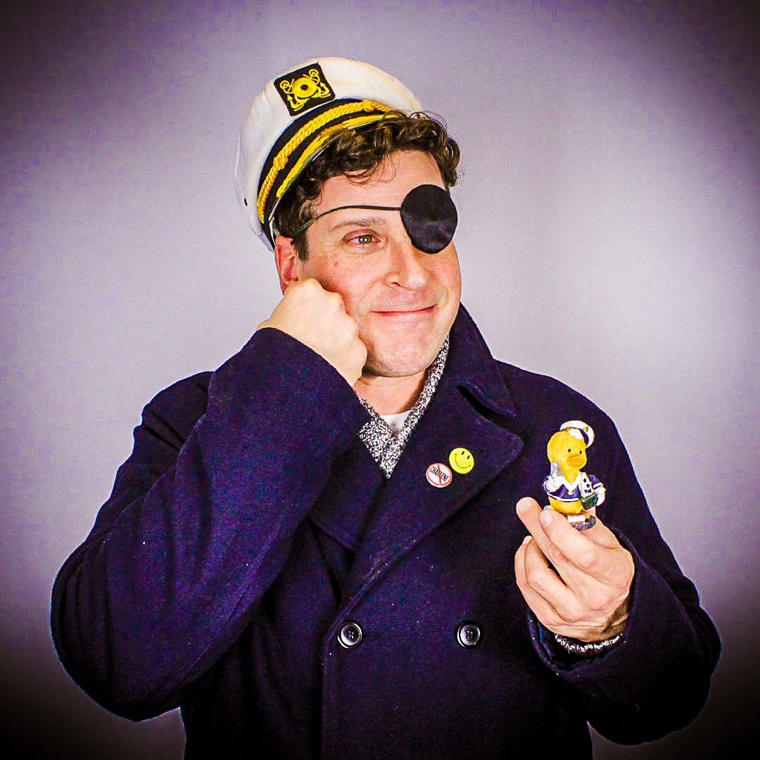 "Savage Tech presents… Captain Show in ""WHOOPS! All Sketches!""  this month at Franklinton Fridays Comedy by Donut Sundae  FRI 3/8 @ 7PM // Columbus Idea Foundry // FREE!"