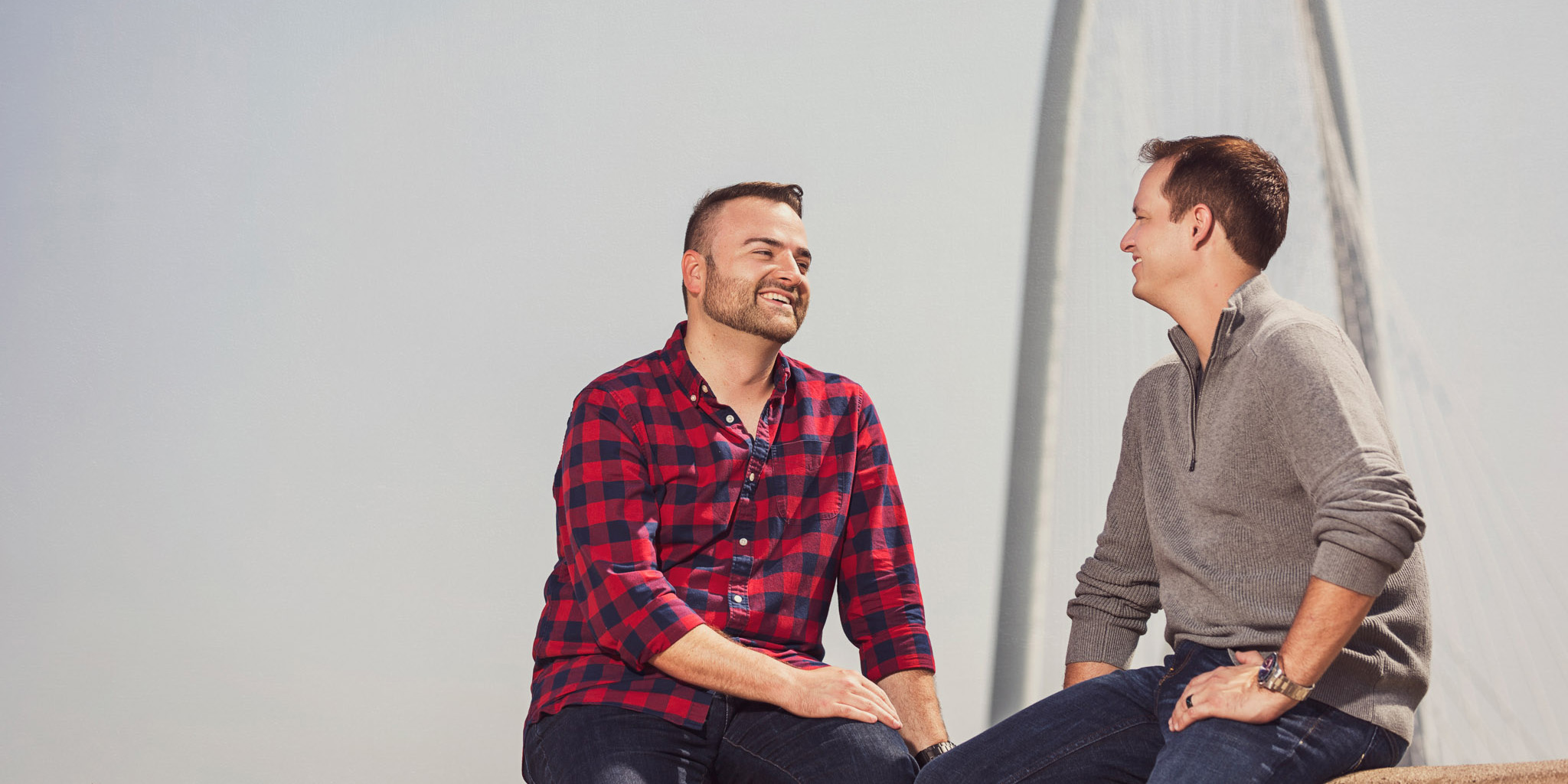 Matt + Bryan - Can't Help Falling In Love