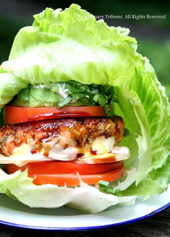 Lettuce Burgers