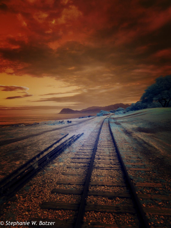 Ewa Train Tracks