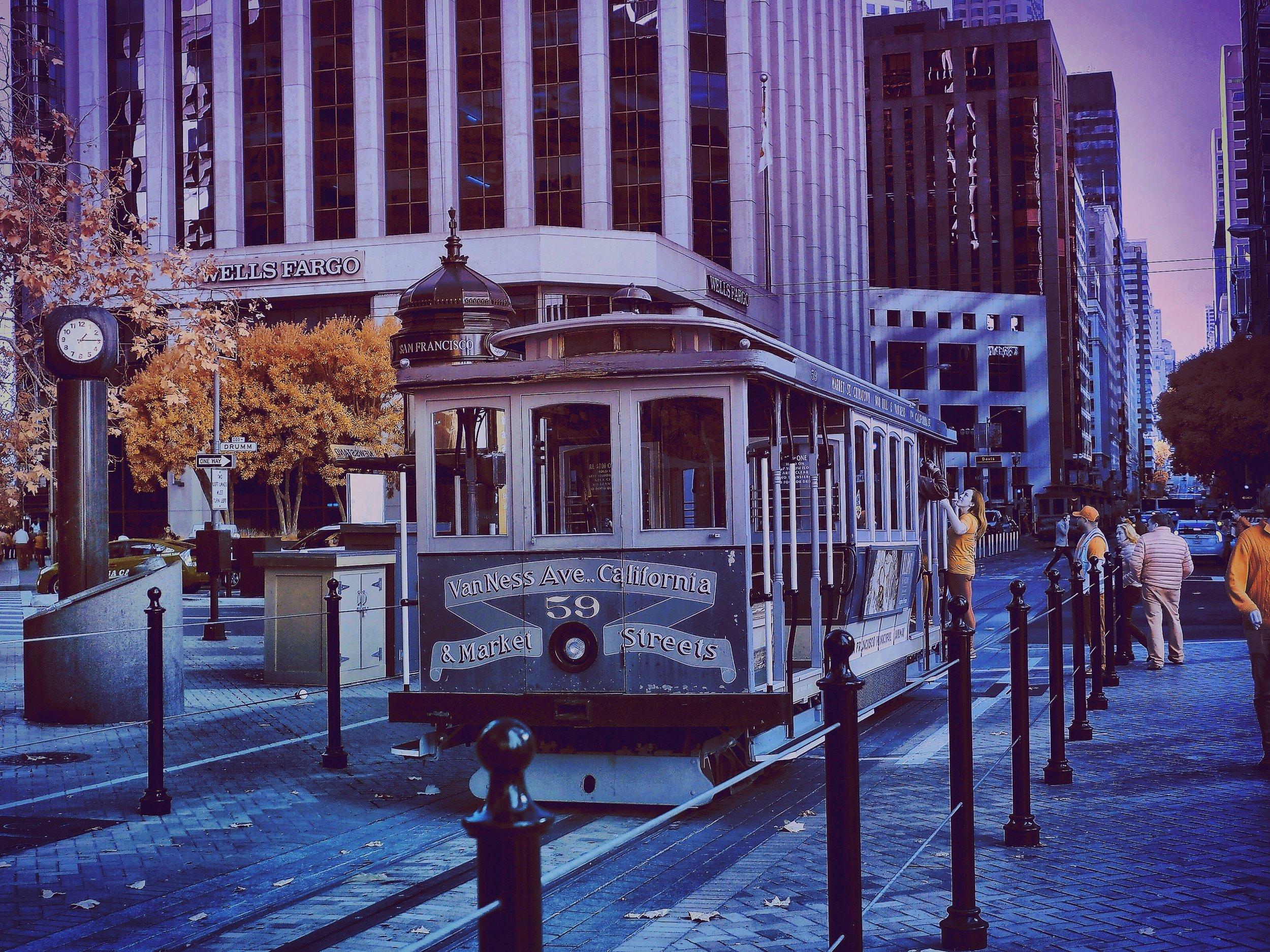 Mission Street Trolley