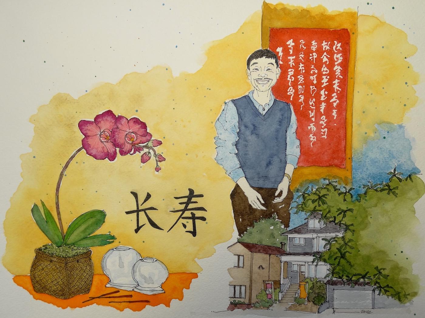 Dr. Qin, Golden Needle Acupunture