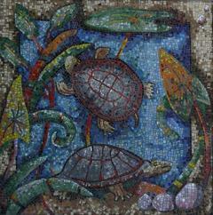 Mosaic by Ann Wydeven