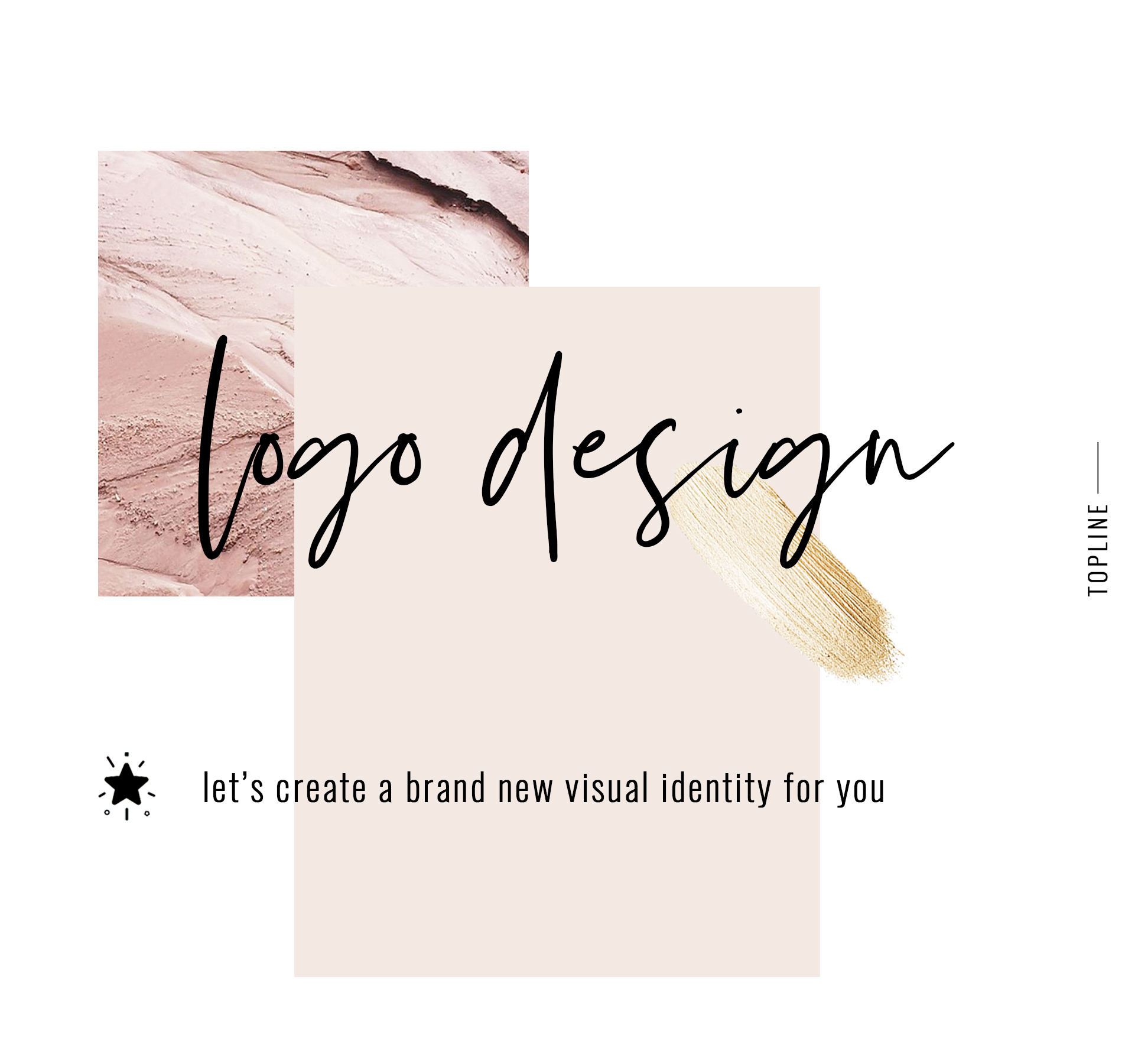 - How do your customers and clients recognize you? And what emotion and vibe are you expressing With our styled and impactful logo vignette. #yesWe collaborate with you on your brand identity kit - your logo, favicon, color palette and more. These pieces are essential to your brand build and launch and will be part of almost all of your marketing and collateral materials.