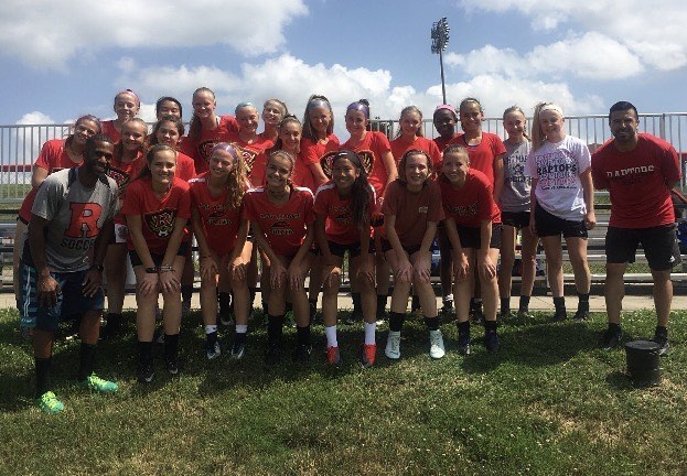 SD Performance1 is excited to announce that Coach Stacey Daniels will be bringing his expertise to the Ravenwood Girls Soccer Team for their 2018 Season 🏃🏻♀️💨📋🤓#supersquaad#speed#explosive#agile#balanced#determined#programming#dowork#gotime 📸creds #dawnstauffer