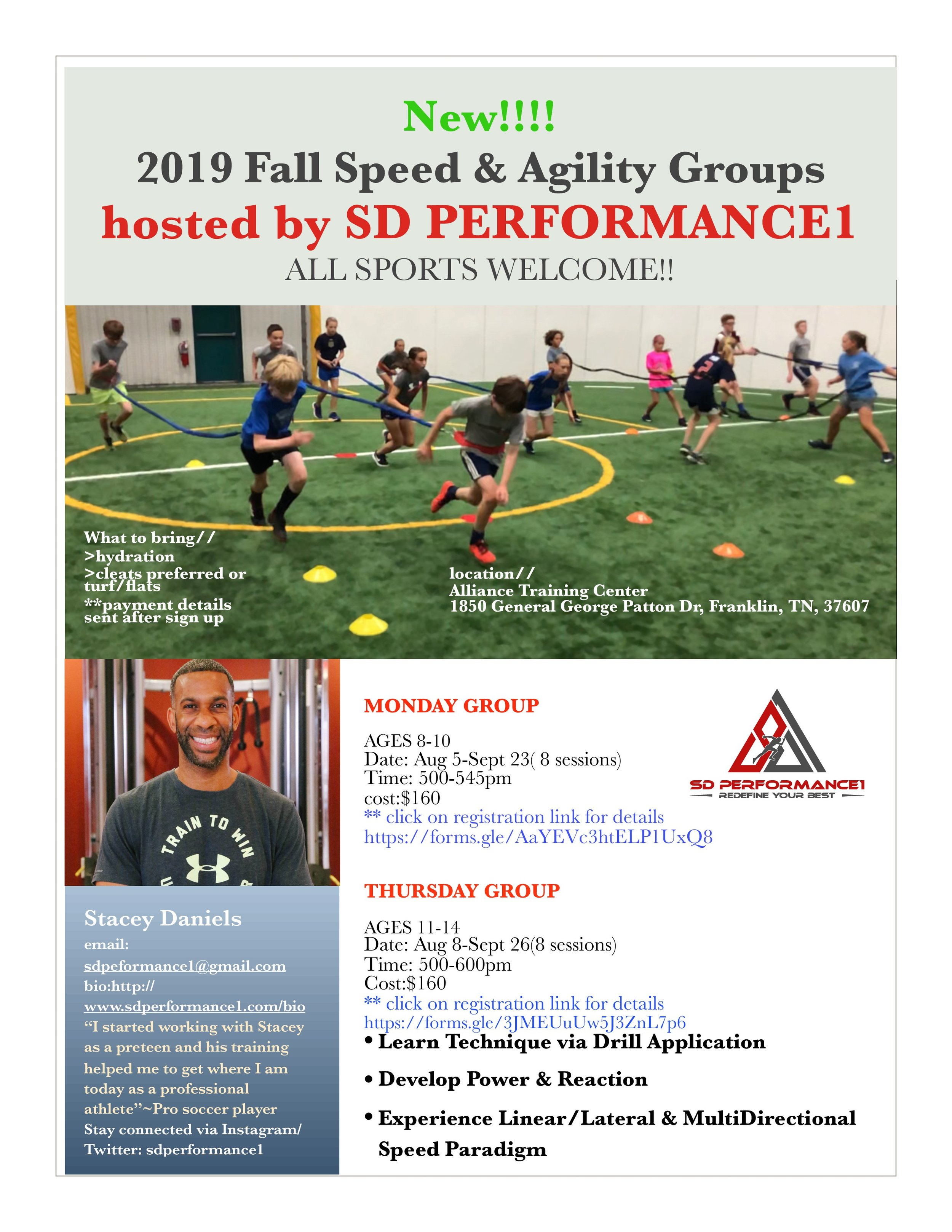 MONDAY GROUP> ages 8-10  Aug 5-Sept 23( 8 sessions in Franklin,TN) cost:$160 use link below to sign up and receive details  https://forms.gle/wSLugEncjwTNx1GT8   **8 are needed to initiate group     THURSDAY GROUP> ages 11-14  Aug 8-Sept 26( 8 sessions in Franklin,TN) cost:$160 use link below to sign up and receive details  https://forms.gle/DHzXQCetZJWXSHvt8  **8 are needed to initiate group