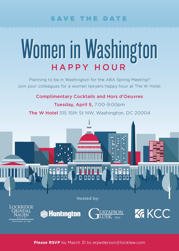 Women in Washington Happy Hour