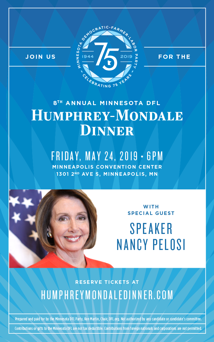 Humphrey-Mondale Dinner
