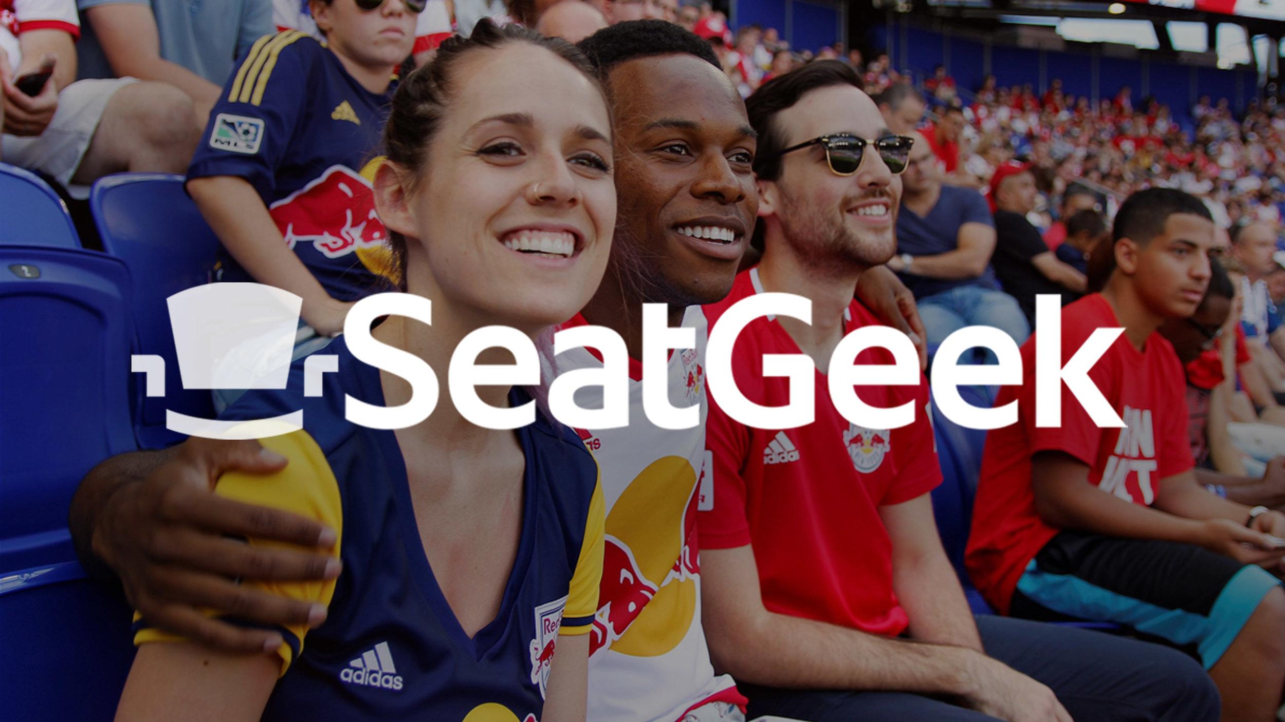 "SeatGeek ""Fan Experience"" - ""Social Campaign"""