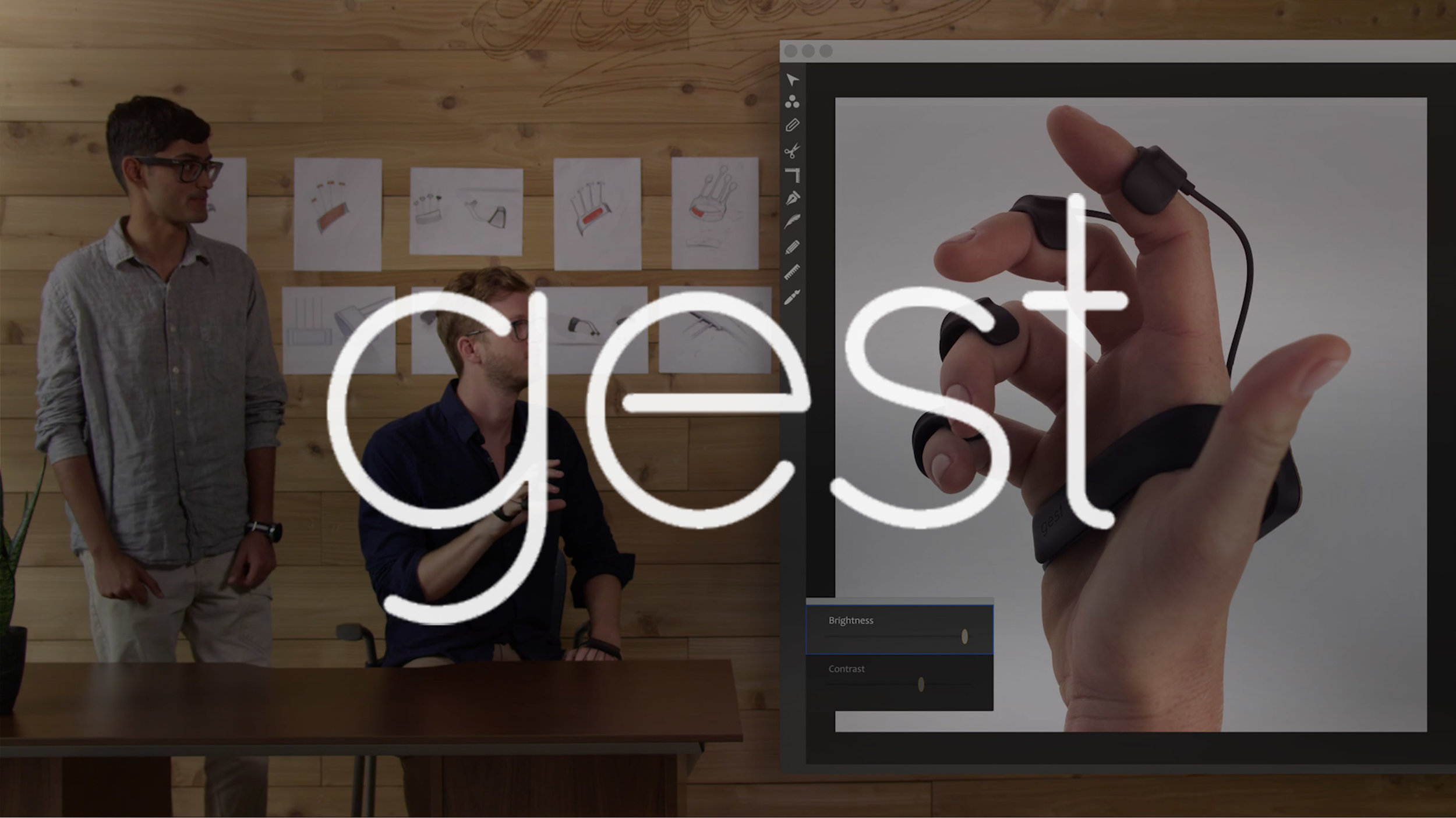 """Gest - """"Work With Your Hands"""" - Social Advertisement"""