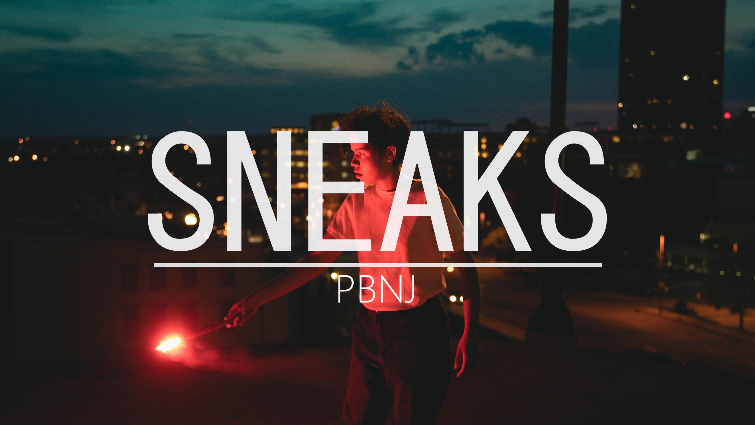"""Sneaks """"PBNJ"""" - Music Video"""