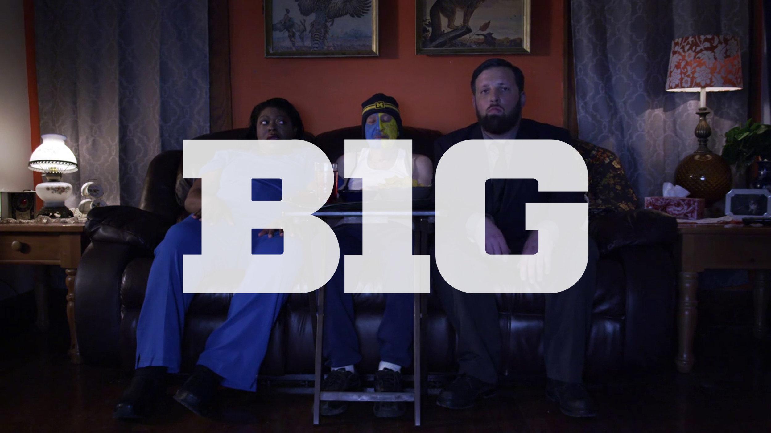 Big 10 Social Campaign