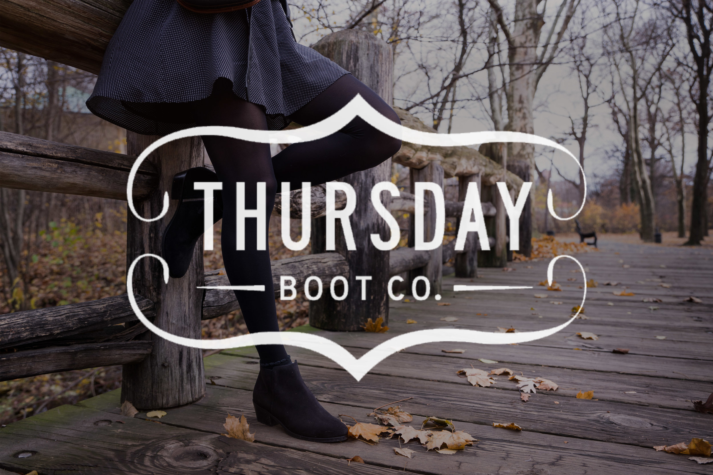 Thursday Boot Co. - 2017 Campaign
