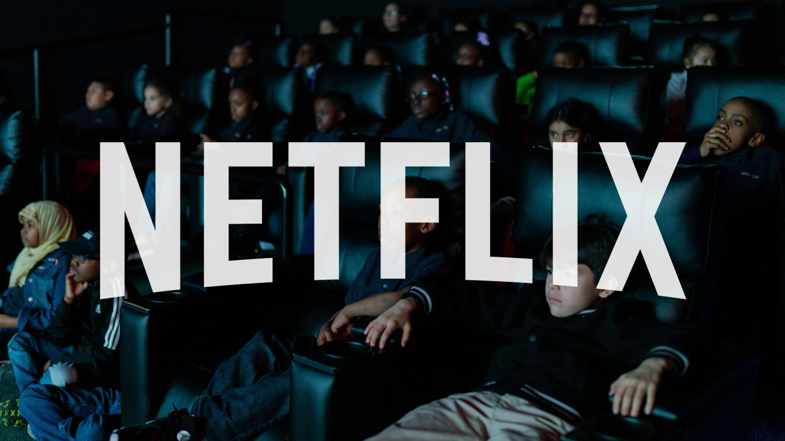 """Netflix - """"Our Planet x Dolby"""""""