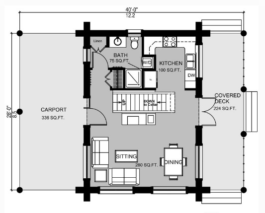 Ontario-Log-Home-Sales-Floor-Plan-For-The-Ground-Level-Of-The-Amarok-Cabin-Two-storey-Log-Homes.jpg