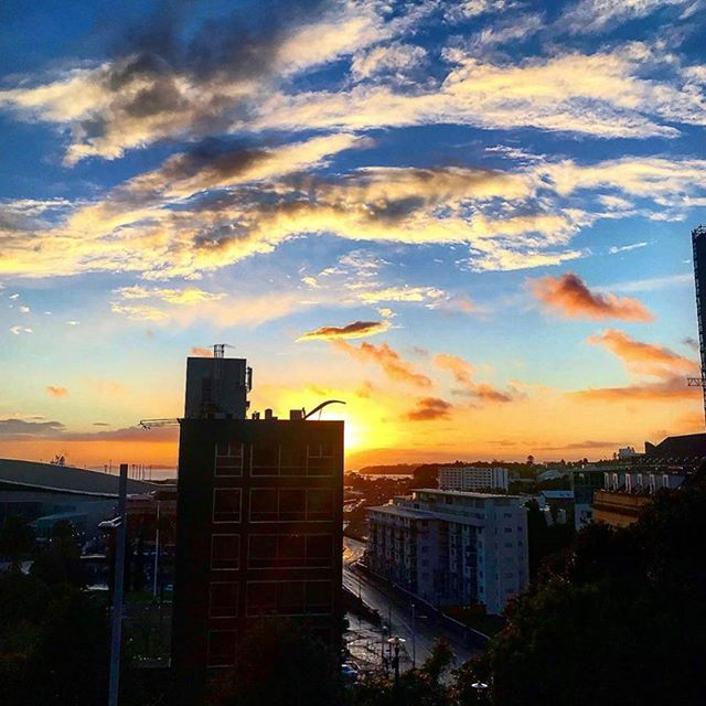 Views from The Statesman by @caileanp  #thestatesmanapartments #auckland #citylife #newzealand #apartmentlife