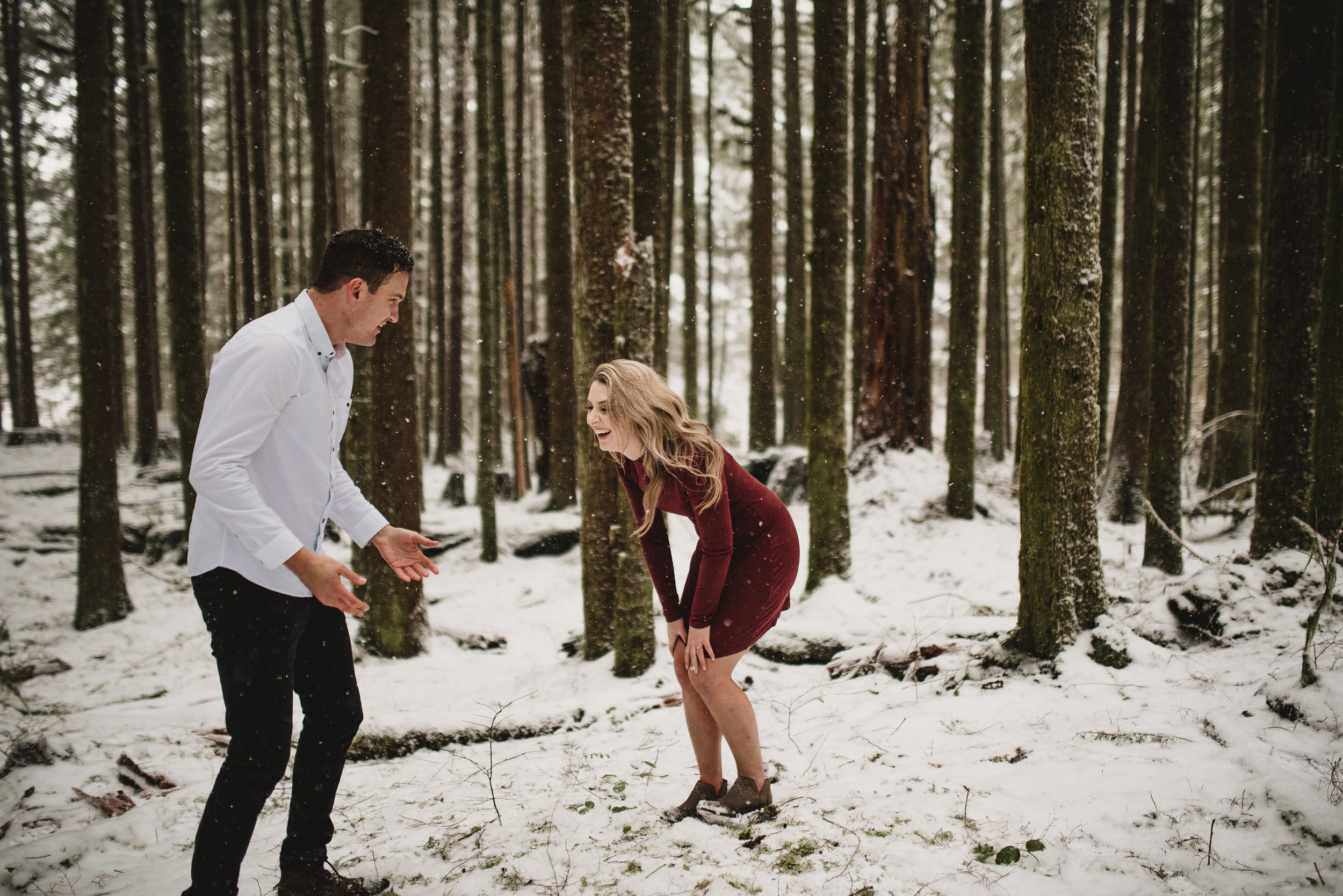 Golden Ears Park Engagement session - Vancouver Wedding and elopement photographer