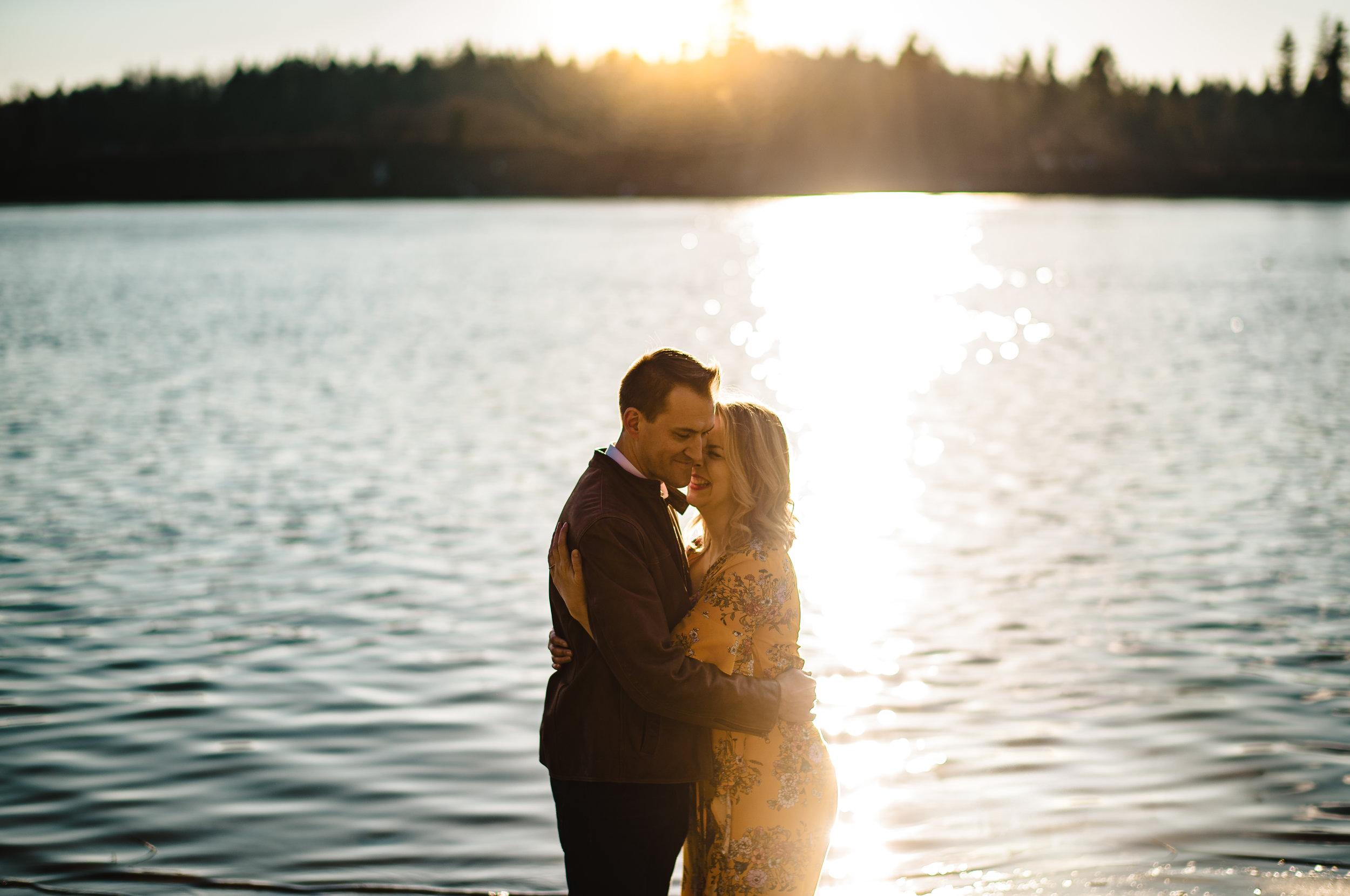 beach engagement session vancouver wedding photographer