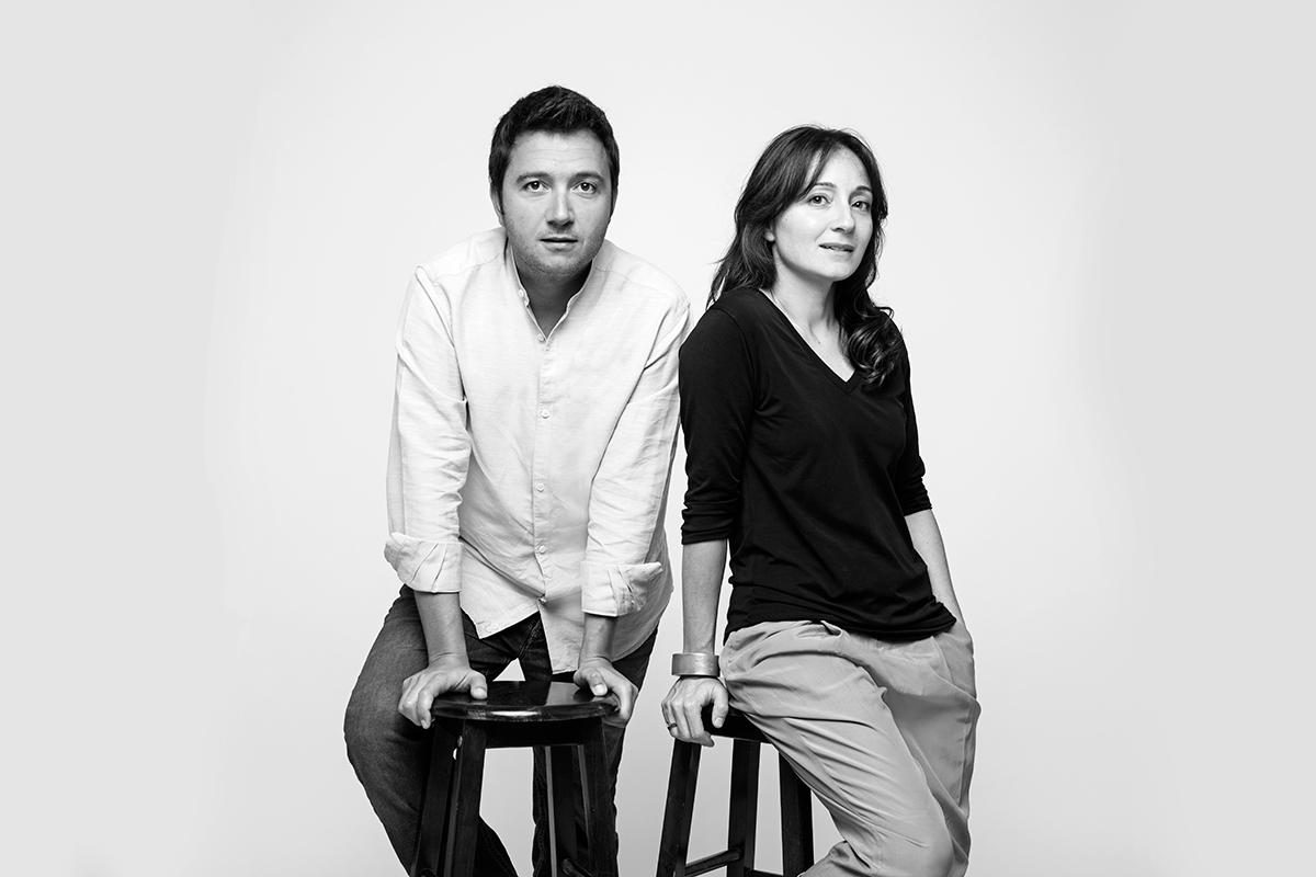 Michèle Chaya & Georges Maria