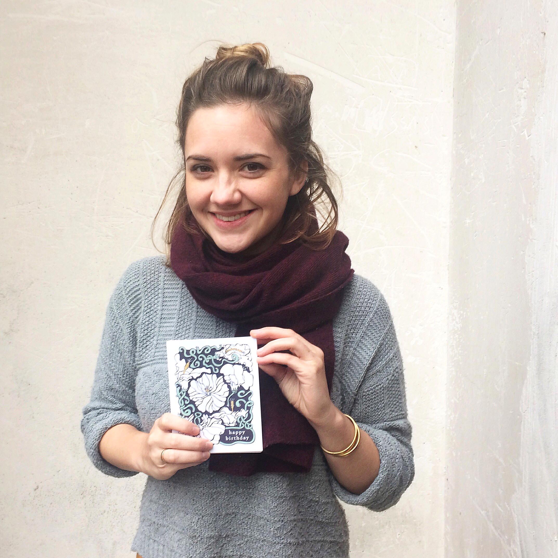 Jessie Tyree Jenness - Nature-Inspired Illustration & Design