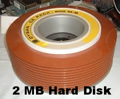 Computer Disk Pack