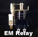 Computer Electron Magnetic Relay