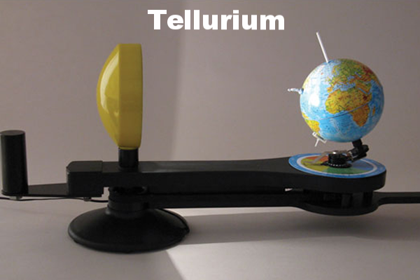 Tellurium/Tellurion