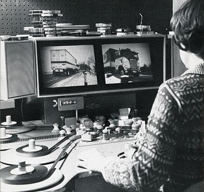 Vintage Film Editing - STEMpunk