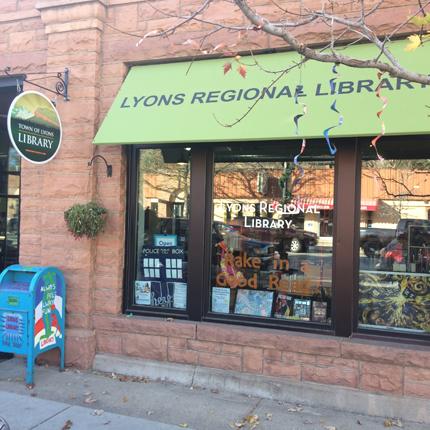 Lyons Regional Library - STEMpunk