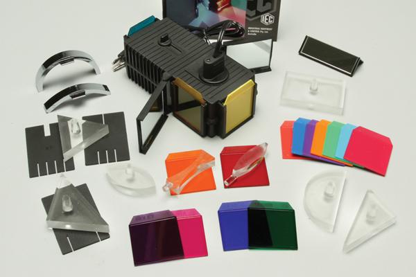 Light Box & Optical Set