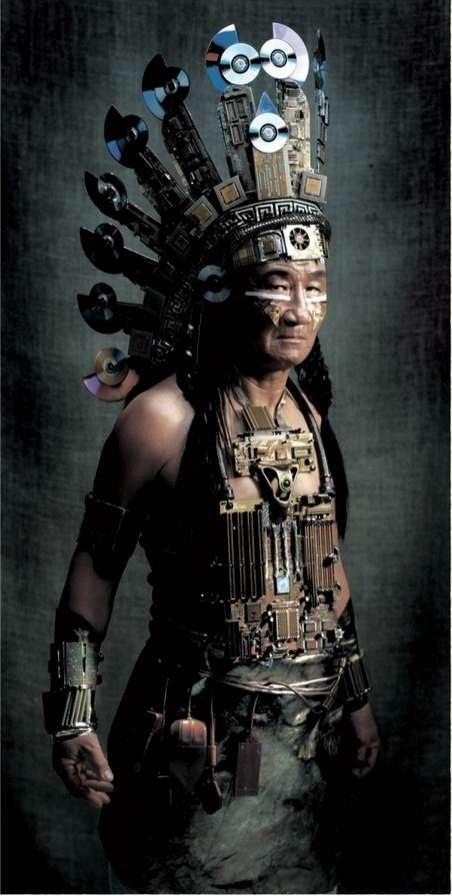 Native American Steampunk