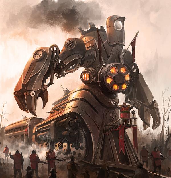 Steampunk Gadgets & Tech
