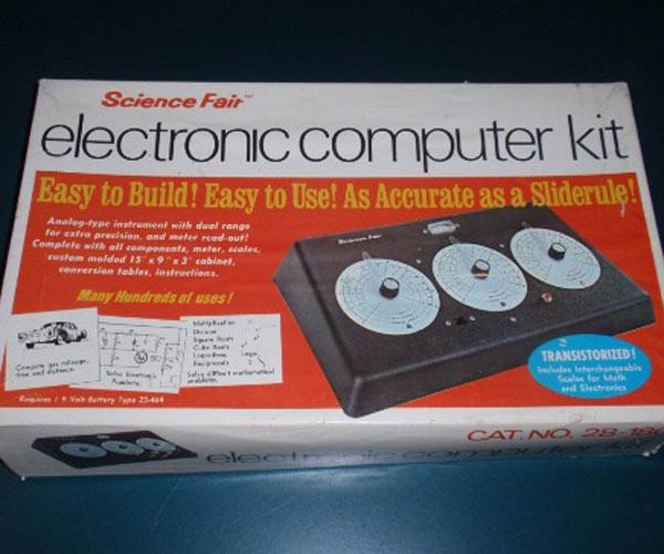 Science Fair Electronic Computer Kit - STEMpunk