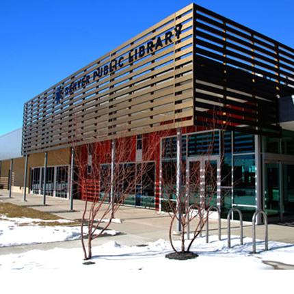 Denver Public Library - Green Valley