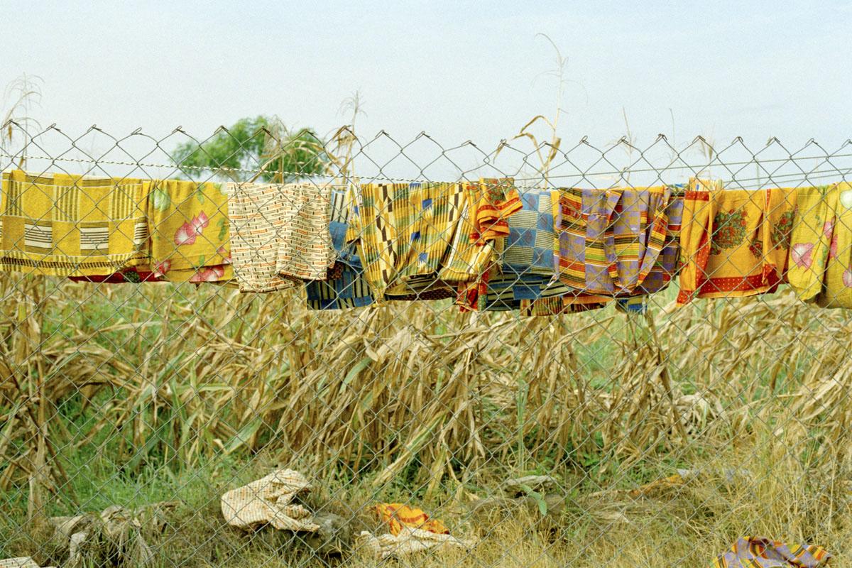 Aya Brace: Laundry